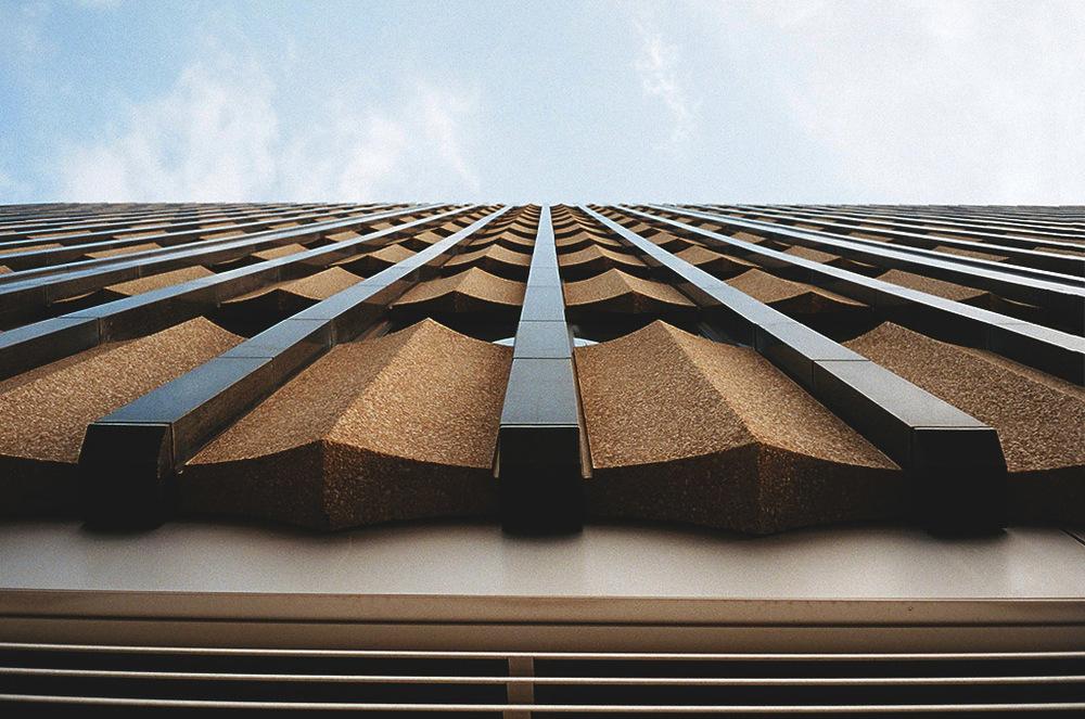 Cooper Place in Regina, Saskatchewan. | Canon Canonet 28 Kodak 400