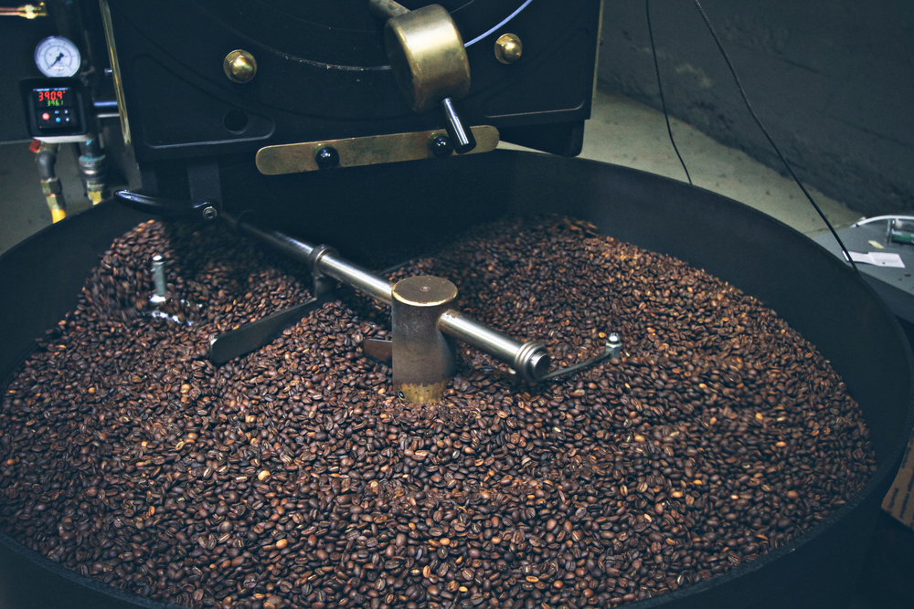 Dark Star Espresso in the works.