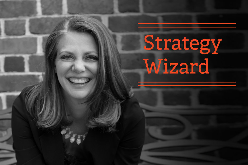 Marketing is more than pretty pictures and creative copy. You need a plan. Kalli Lipke has it covered.  Here's how .