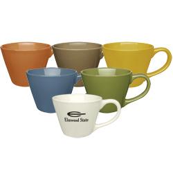 Earth Tone Ceramic Mug