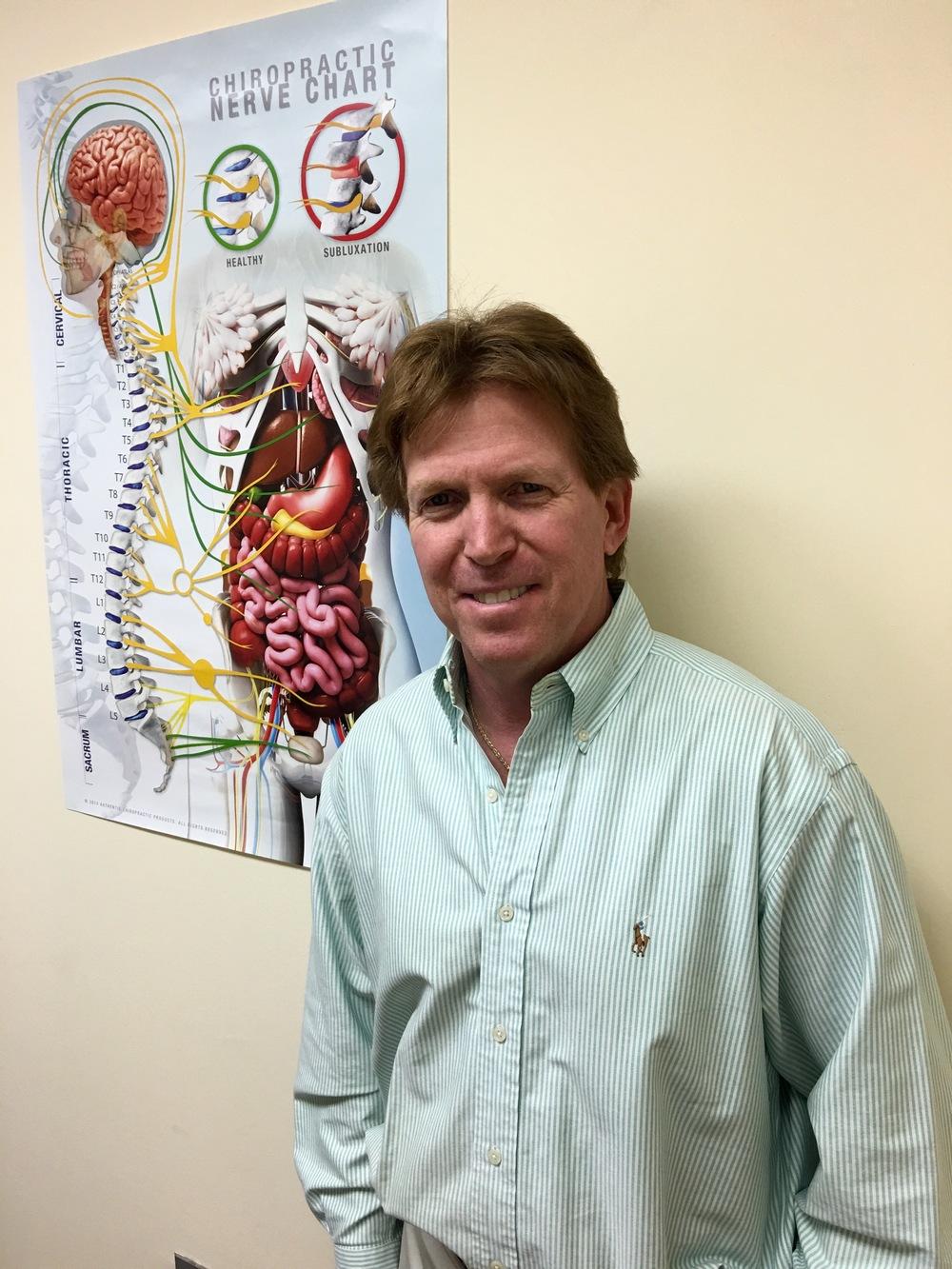 Head Chiropractor - Dr. Sande Jacobson