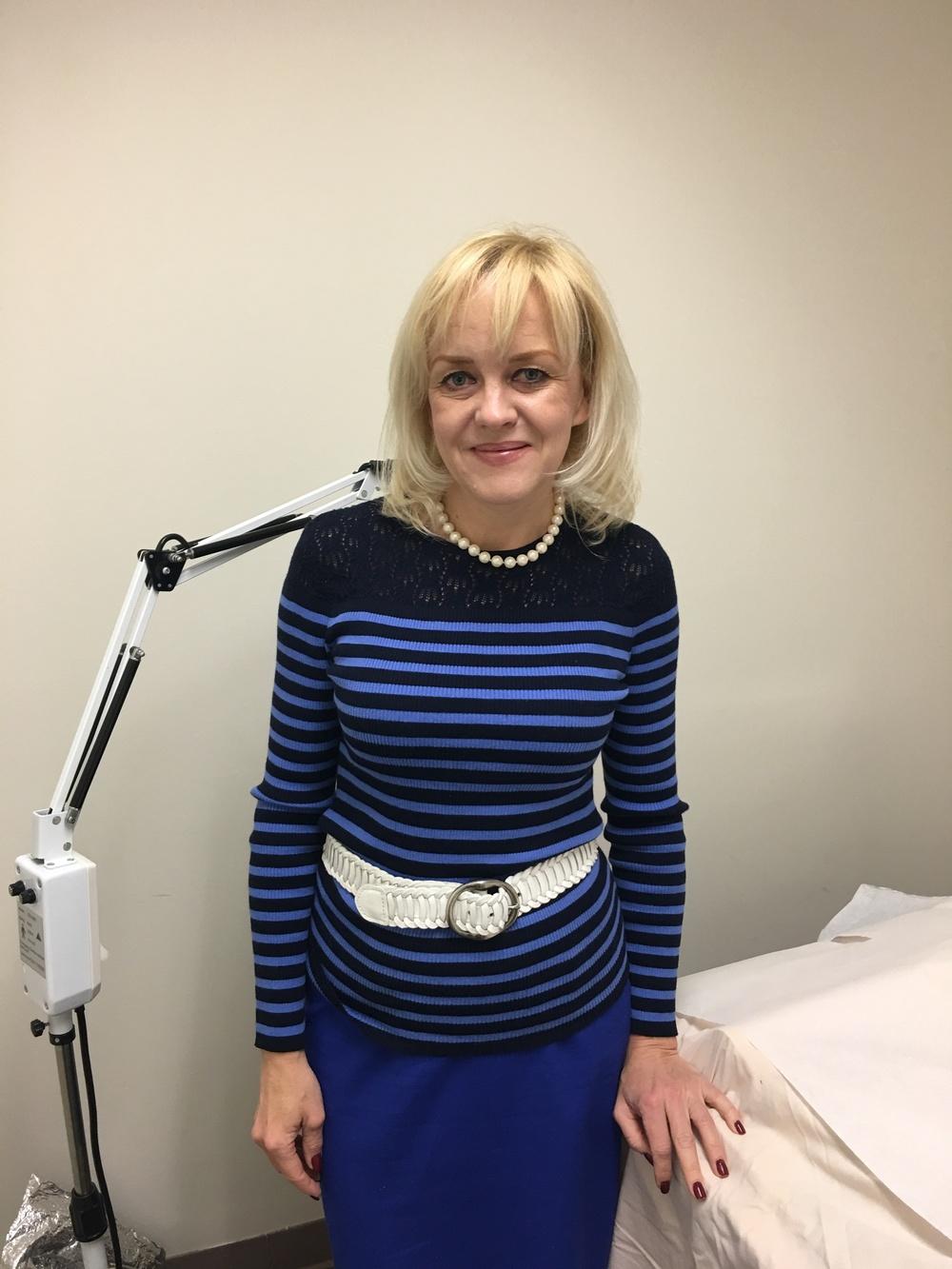 Acupuncturist -Dr. Olga Selcova
