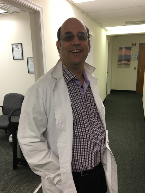 Lead Physician - Andrew Berkowitz