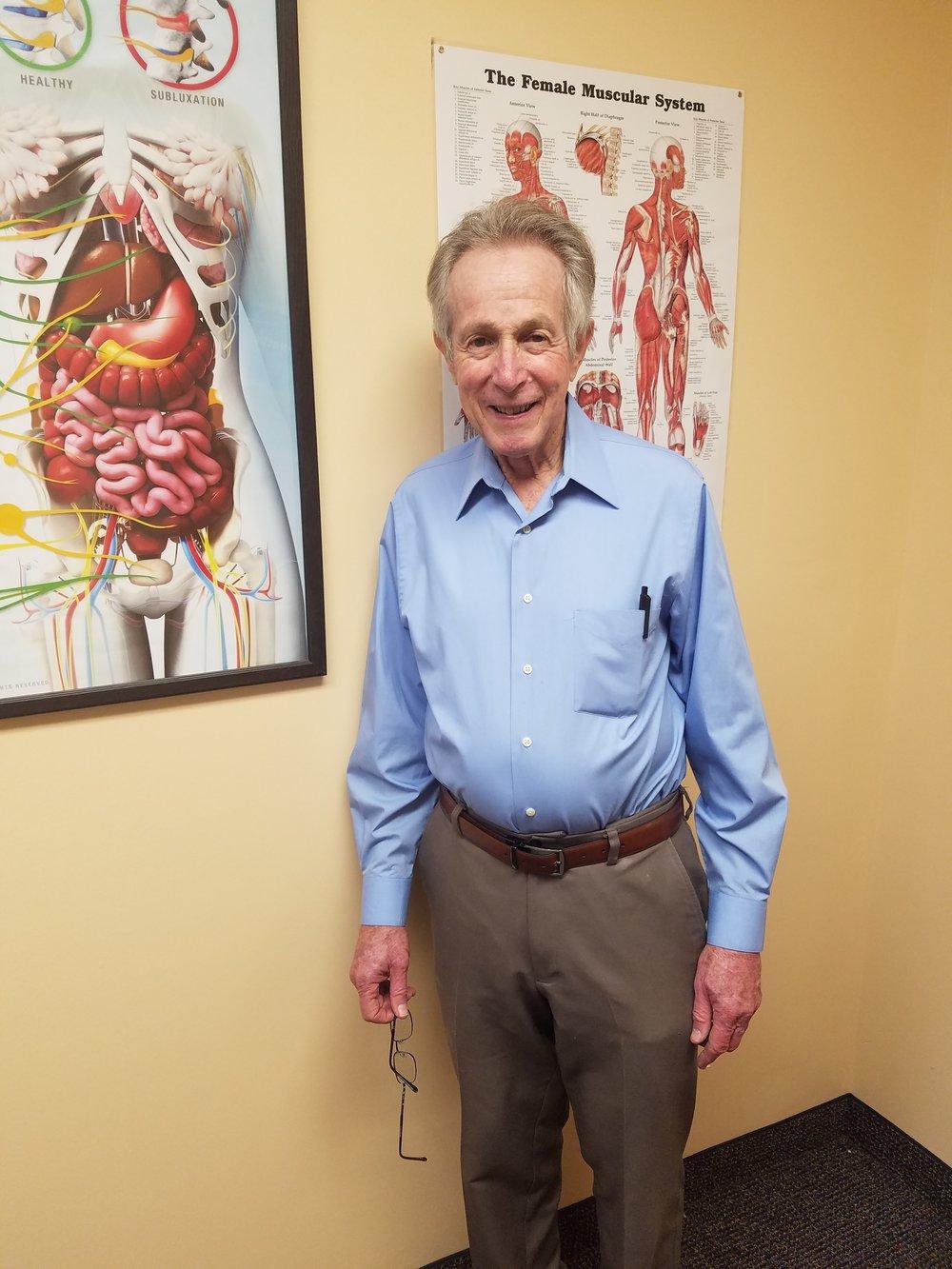 Chiropractor - Dr. Bert Jacobson