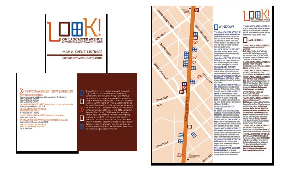 Map handout
