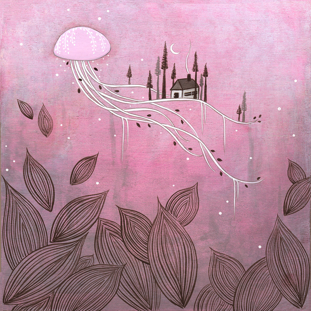 """moonage daydream"""