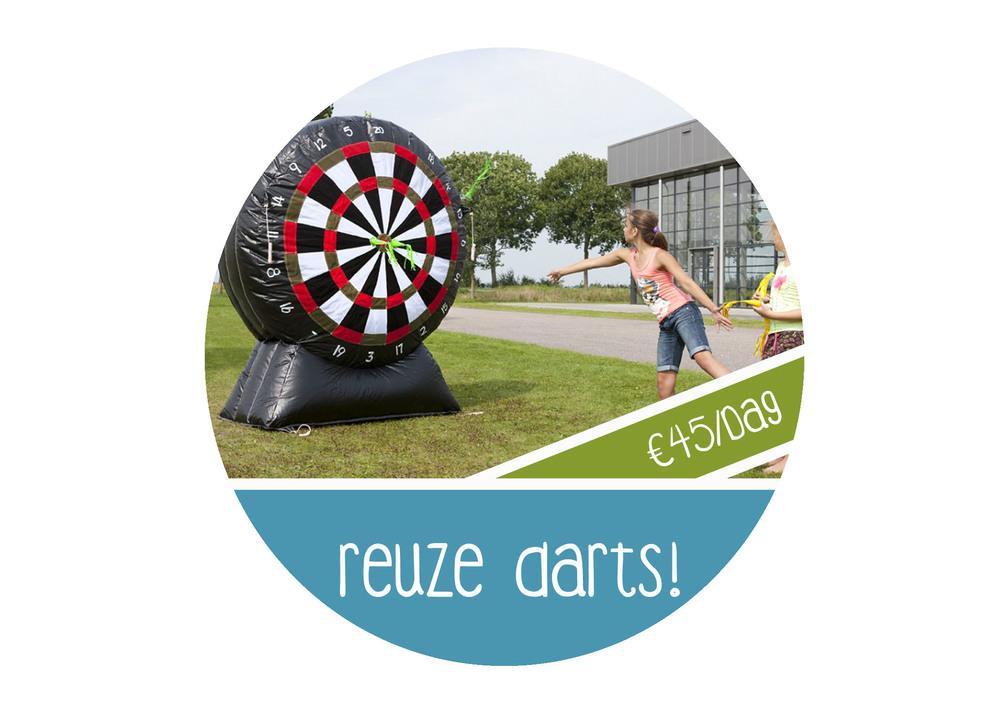 reuze darts huren eventa rent antwerpen zwijndrecht wommelgem huur attractie spel games