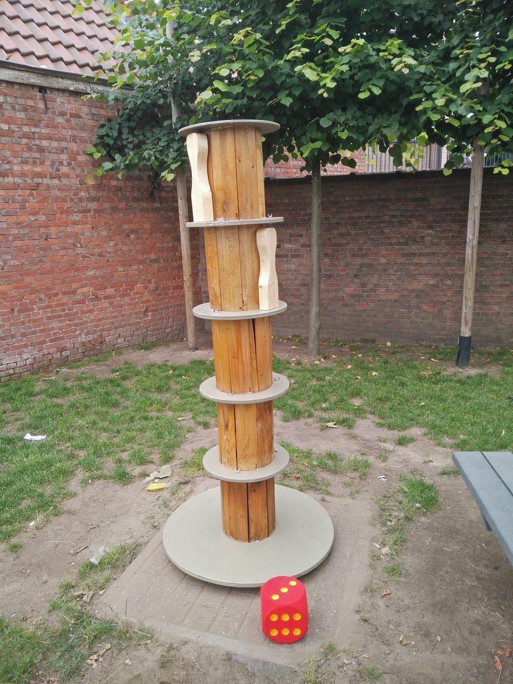 Toren van Pisa feest huren antwerpen schoten brasschaat schilde wommelgem beveren