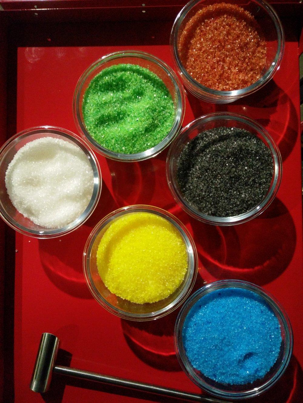 suikerspinmachine kleuren huren