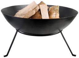 Vuurschaal - schotel hout huren