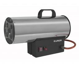 verwarming hetelucht gaskanon warmteblazer huren