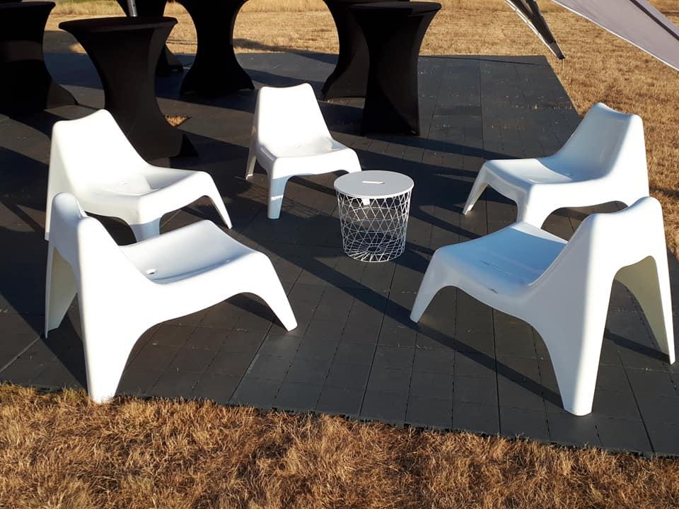 verhuur lounge stoel en zetel