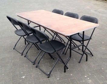 Eventa rent origineel en goedkoop huren lange en ronde tafels