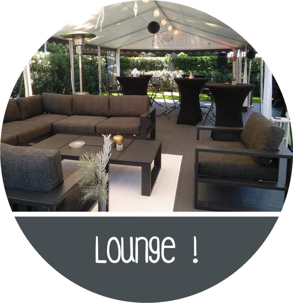 lounge hoek huren
