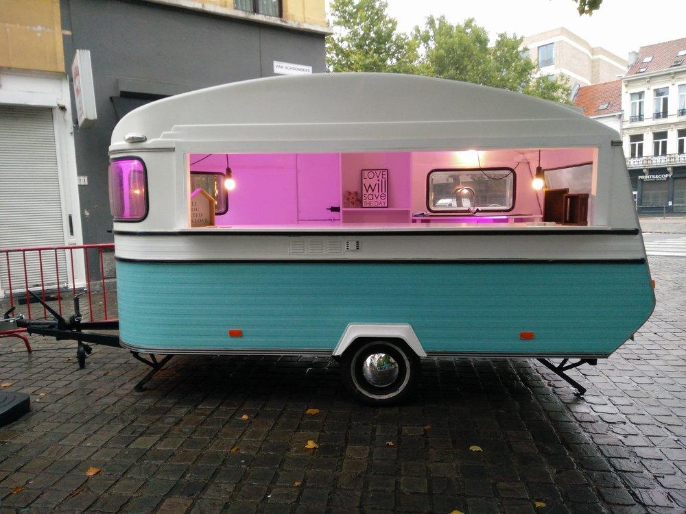 caravan bar huren