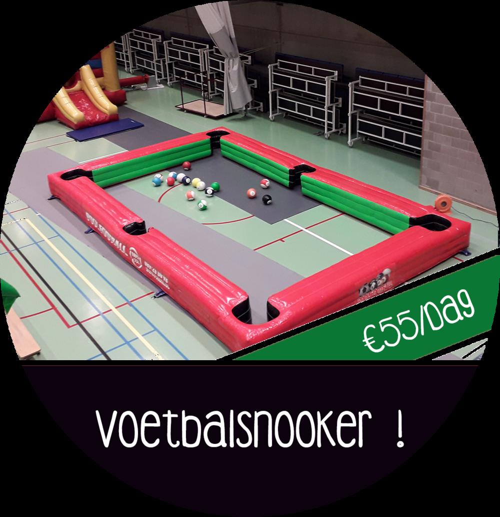voetbalsnooker.pngvoetbal snooker attractie voetbal biljart huren verhuur