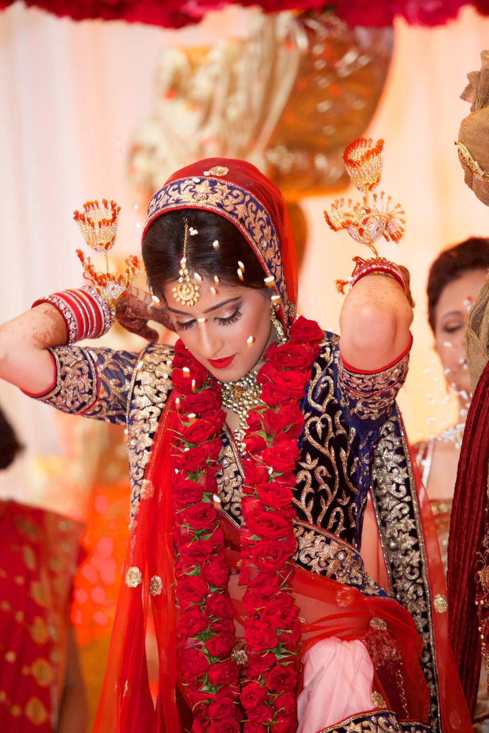 Le Cape Weddings - Indian Wedding - Day 4 - Megan and Karthik Ceremony  82.jpg