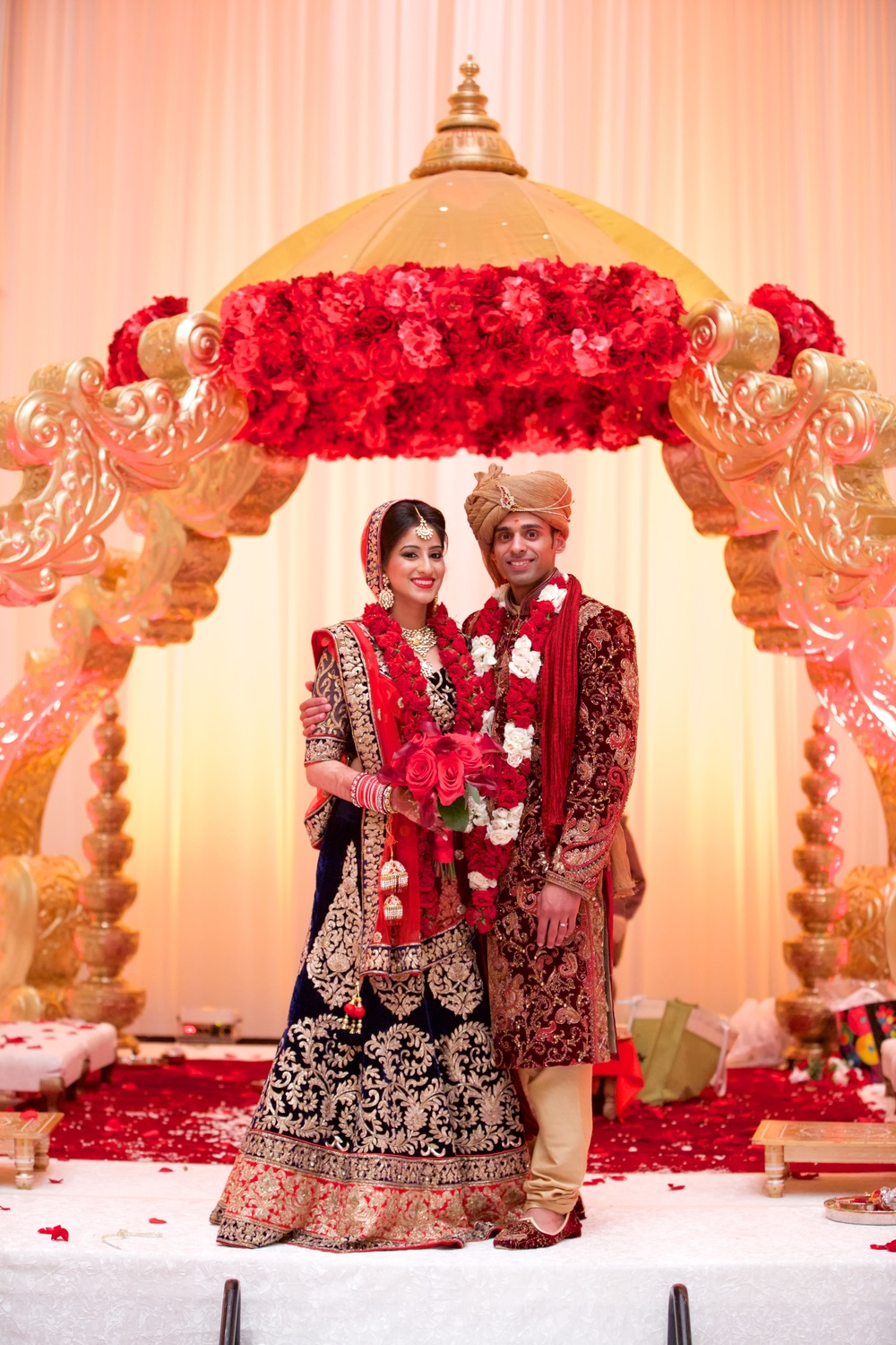 Le Cape Weddings - Indian Wedding - Day 4 - Megan and Karthik Ceremony  85.jpg