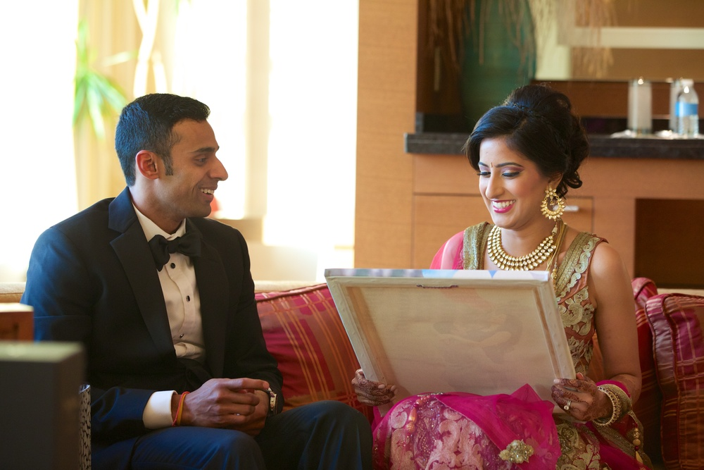 le cape weddings - indian wedding - day 4 - megan and karthik exchanging gifts 13.jpg