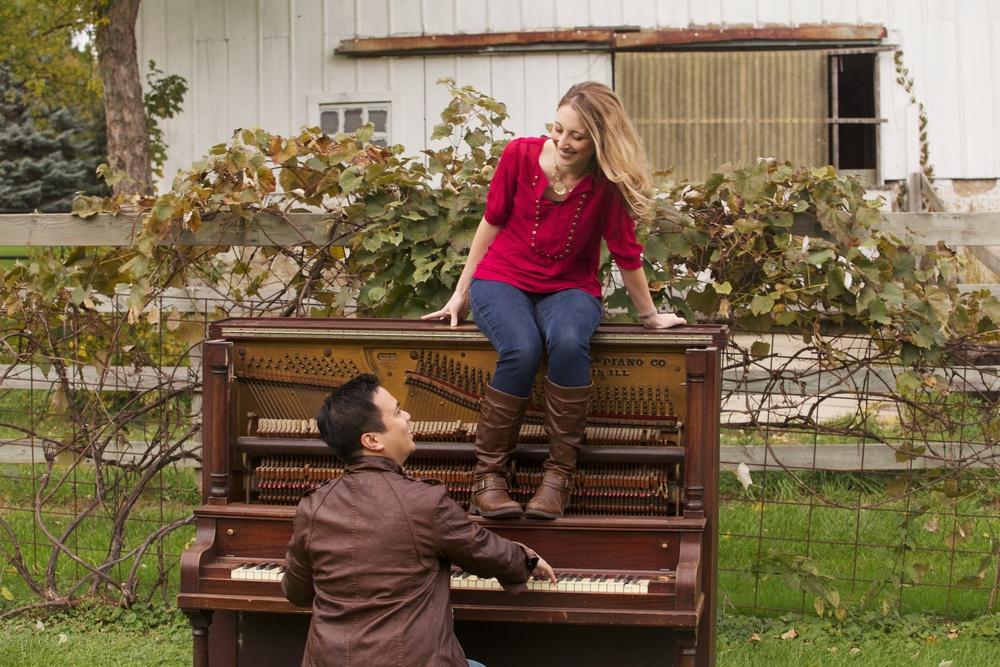 Le Cape Weddings - Piano Engagement Photo Session - Melanie and Lyndon 12.jpg