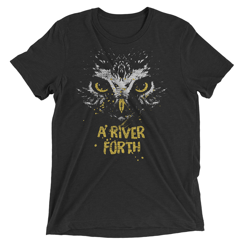 "Apparel Design for ""A River Forth"" by Justin Juno 