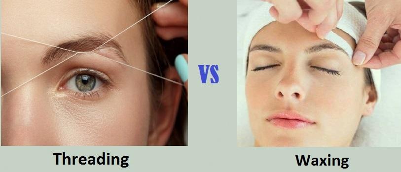 Waxing vs. Threading — HighBrow Beauty-Eyelash Extensions ...