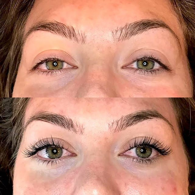 Even though lash lifts are on the rage right now, we still have mad love for lash extensions! 😍😍😍