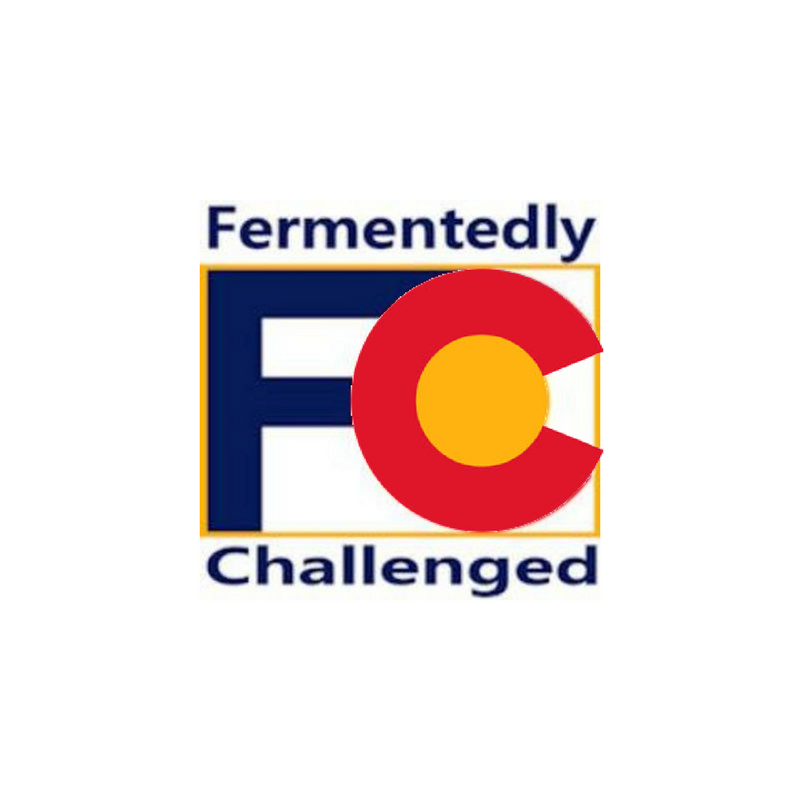Fermentedly Challenged Logo