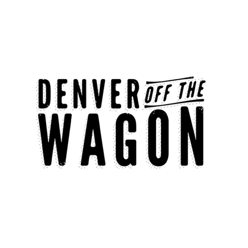 Denver off the Wagon Logo
