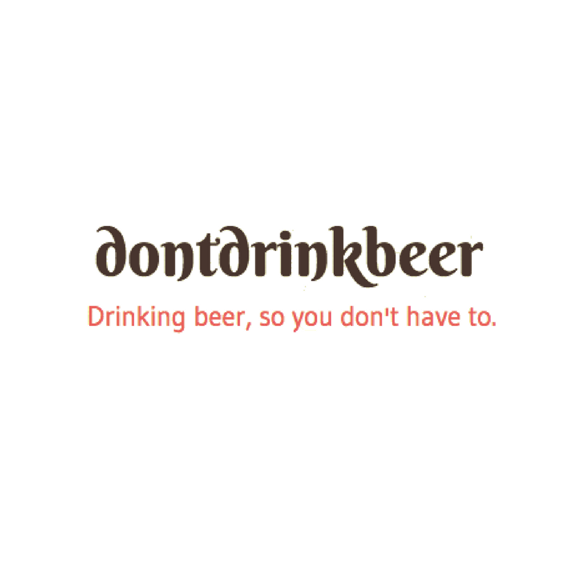 Don't Drink Beer Logo