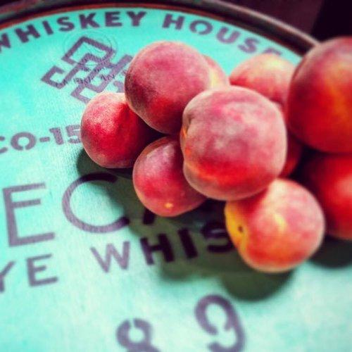 STARGATE: Peach Rye | Nectarine Bourbon