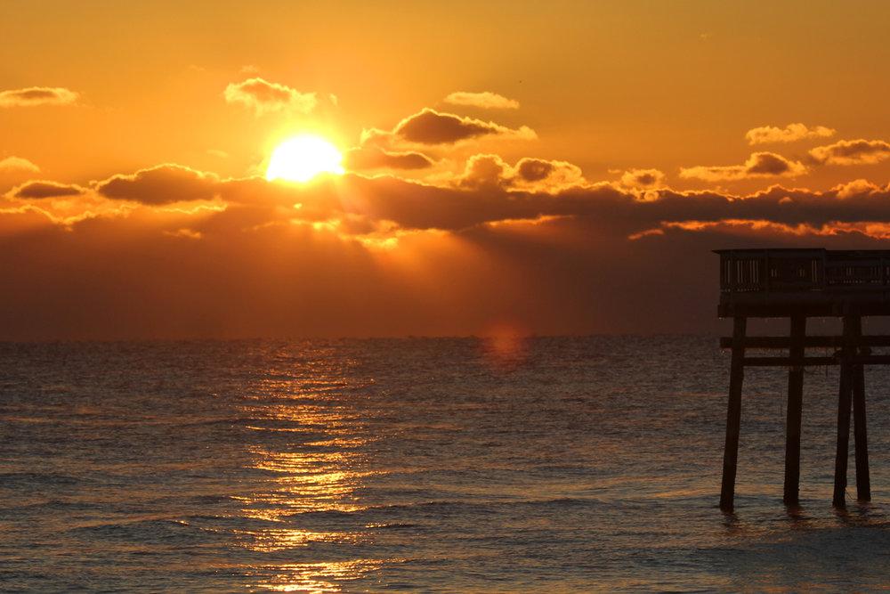 Sunrise / 6 Jan / Little Island Park