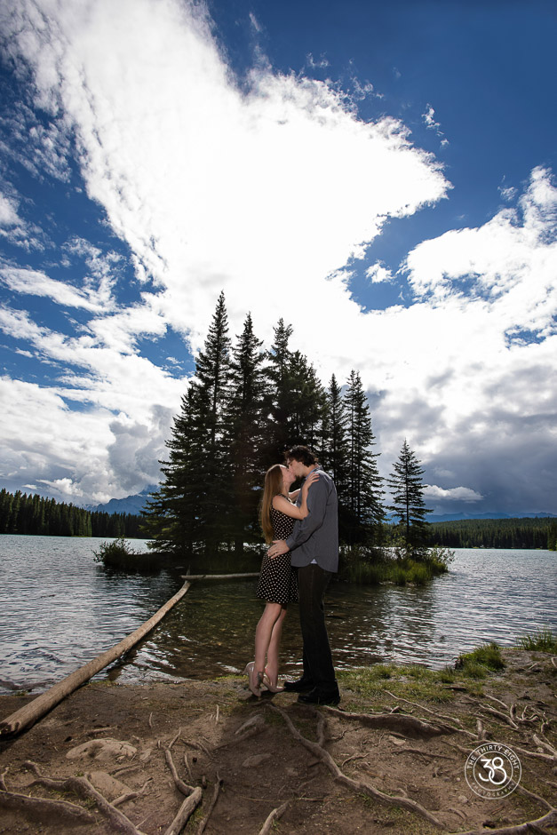 Banff National Park Engagement - The 38 Photography9.jpg