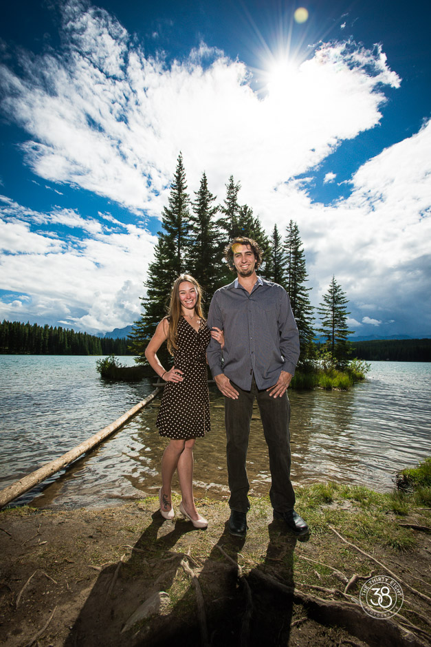 Banff National Park Engagement - The 38 Photography8.jpg