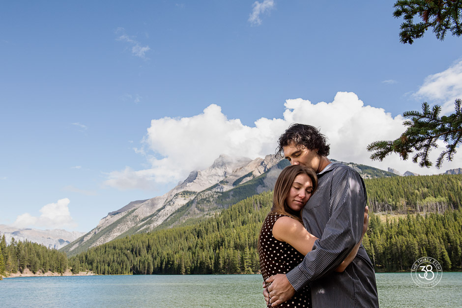 Banff National Park Engagement - The 38 Photography17.jpg