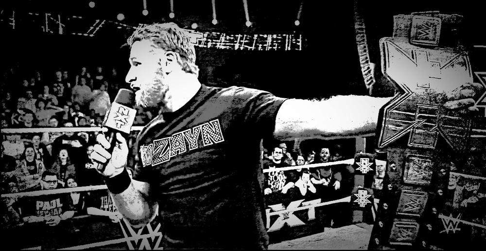 Sami Zayn. NXT Champion.