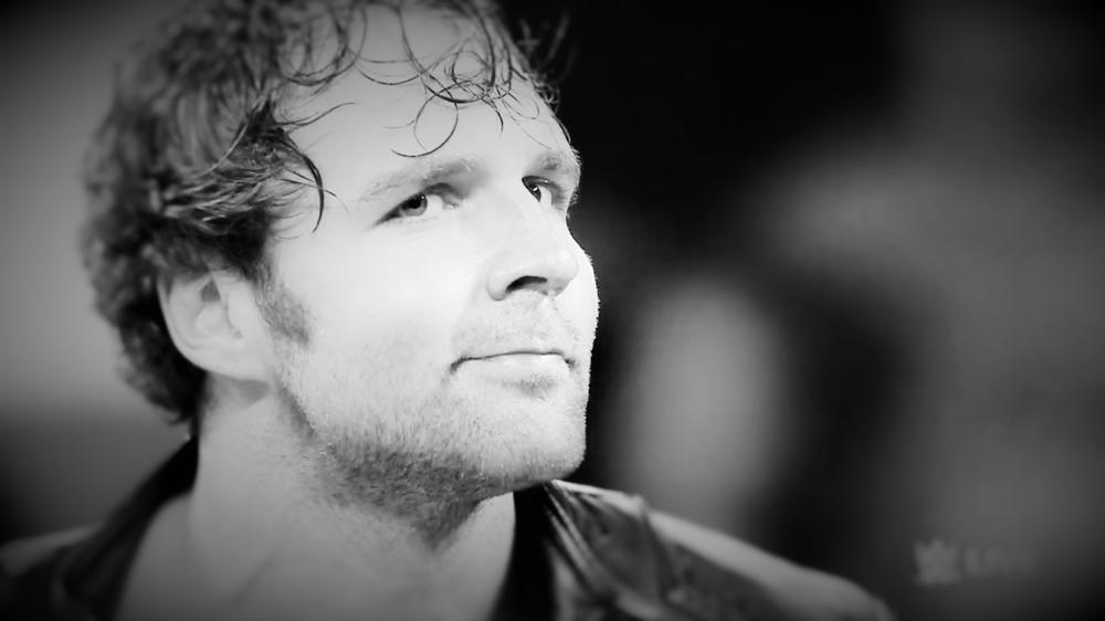 """Dean """"Unstable"""" Ambrose."""