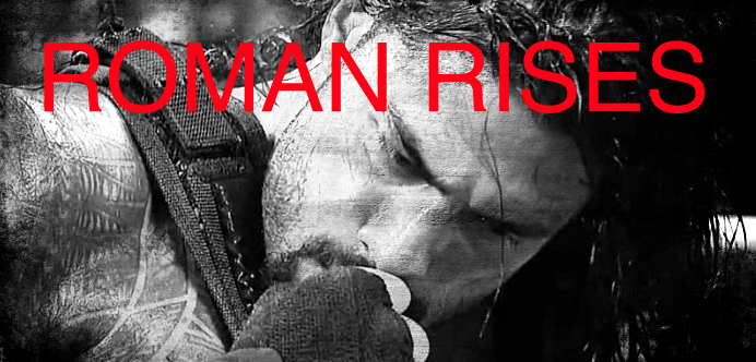 Roman Reigns wins the 2015 Royal Rumble.