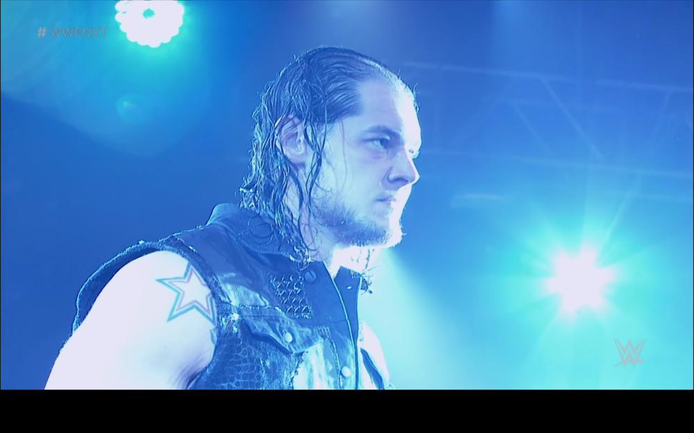 Baron Corbin. NXT superstar.