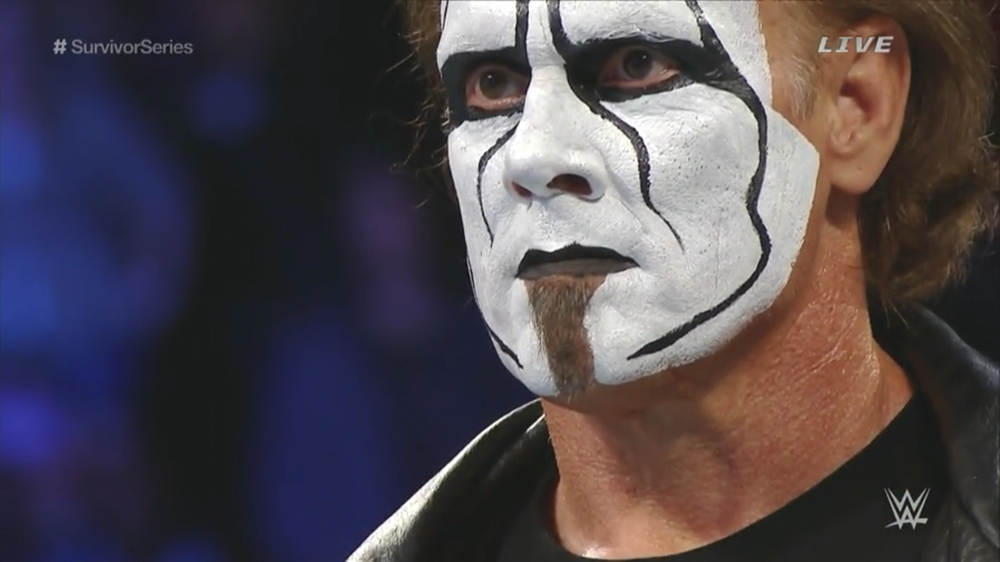 The real Sting.