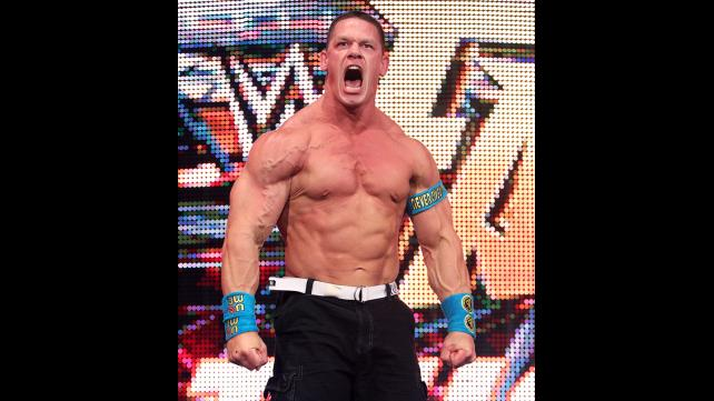 Cena stands tall on RAW.