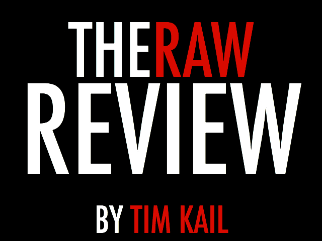 THE RAW REVIEW FOR EPISODE 2/24/15