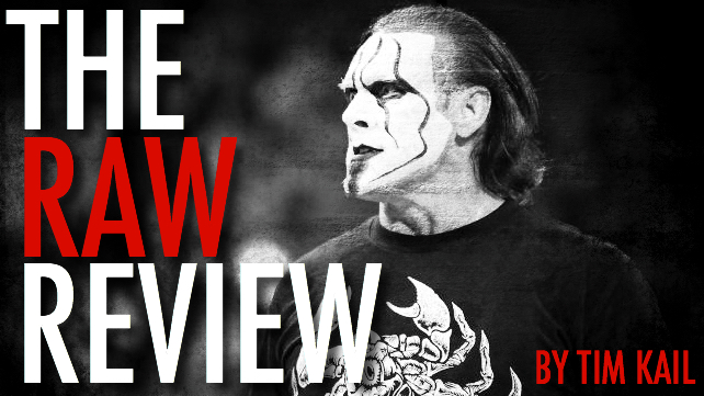 THE RAW REVIEW for Episode 3/16/15