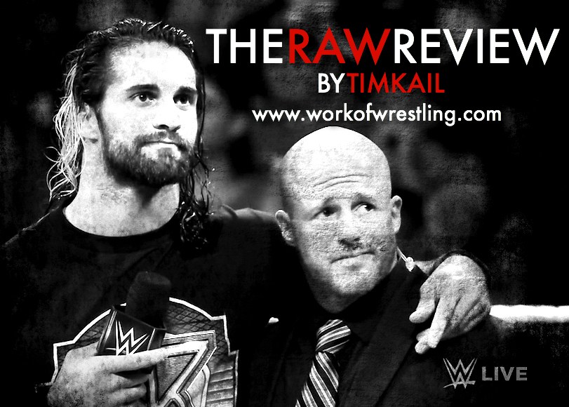 THE RAW REVIEW FOR EPISODE 4/7/15