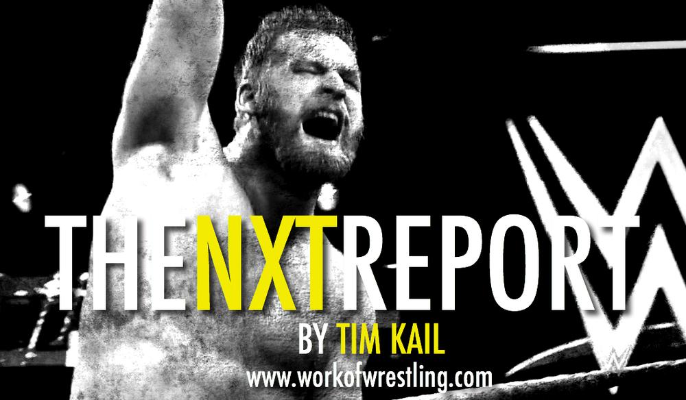 THE NXT REPORT FOR EPISODE 4/14/15. PHOTOS VIA  WWE.COM .