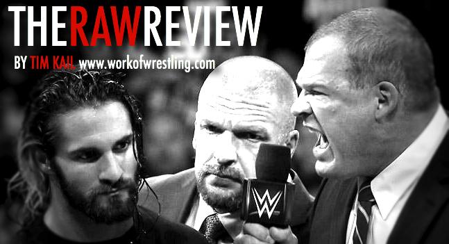 THE RAW REVIEW FOR EPISODE APRIL 21, 2015. PHOTOS VIA WWE.COM.