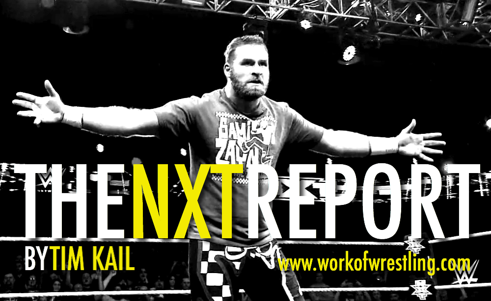 THE NXT REPORT FOR EPISODE 4/22/15 Photo Via WWE.
