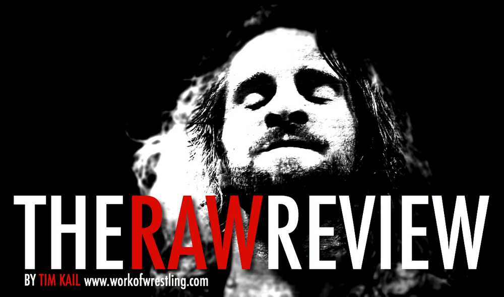 THE RAW REVIEW FOR EPISODE 4/27/15 photo via WWE.