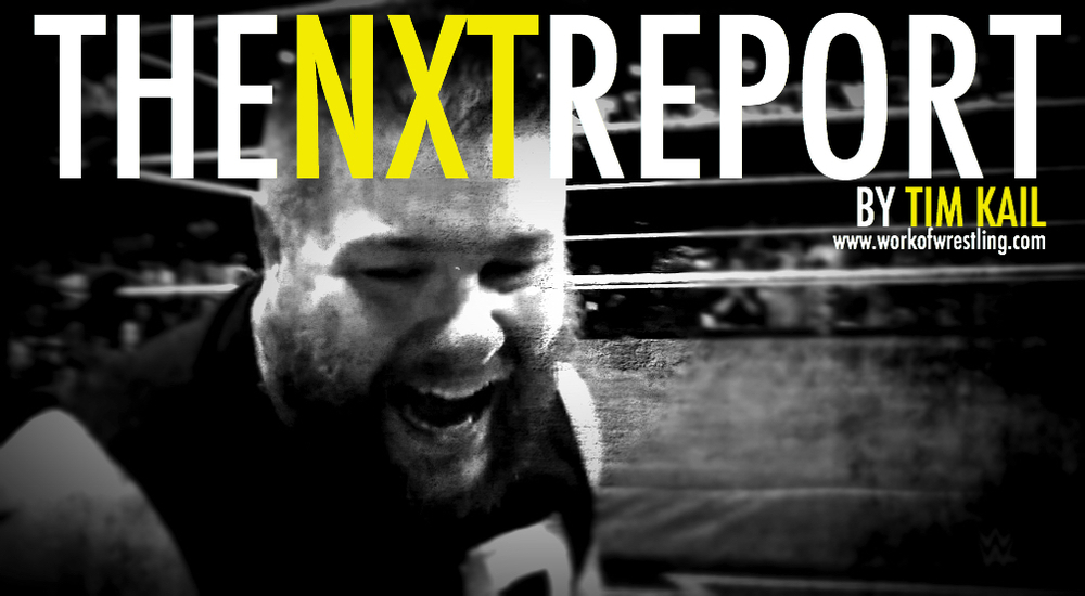 THE NXT REPORT FOR EPISODE 4/29/15