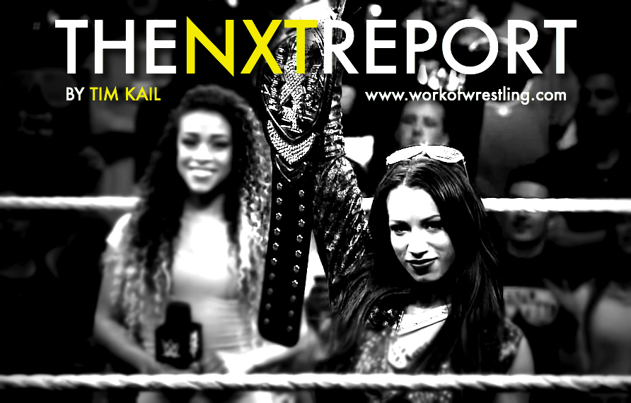 THE NXT REPORT FOR EPISODE 5/13/15